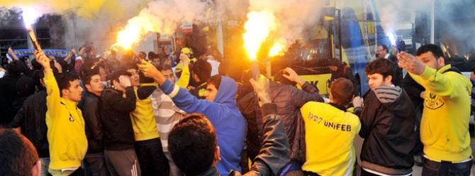 Fenerbahçeliler Rusya yolunda!