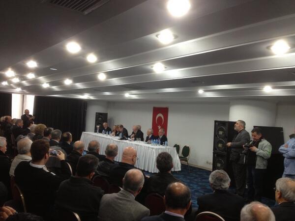 200 Aydından Türk Milletine çağrı