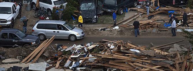 Doğal felaketlerin bilançosu: 186 milyar dolar