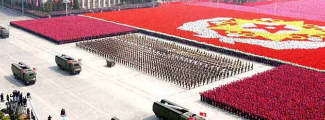 Kuzey Koreden savaş tehdidi