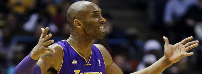 Kobe NBA tarihine geçti