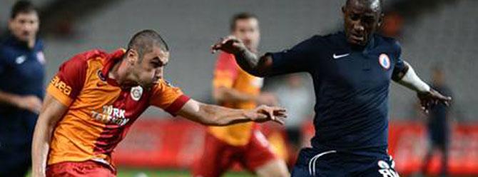 Galatasaray 2-0 İstanbul Bşb