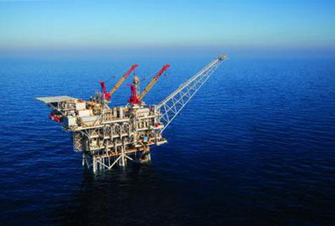 İsrail doğalgaza kavuştu