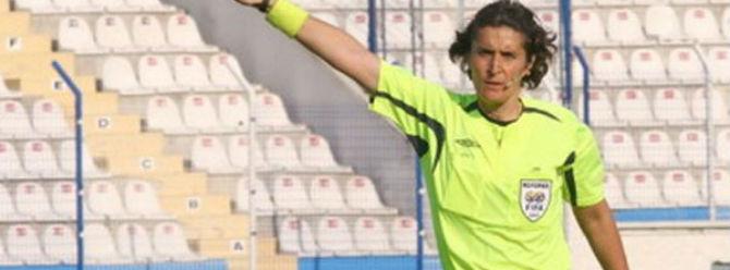 UEFAdan Türk kadın hakeme görev