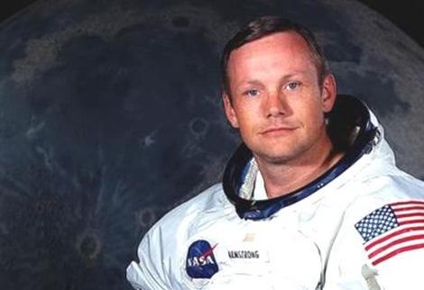Armstrongun çocukluk eşyaları satılıyor