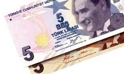 5 liralar morardı