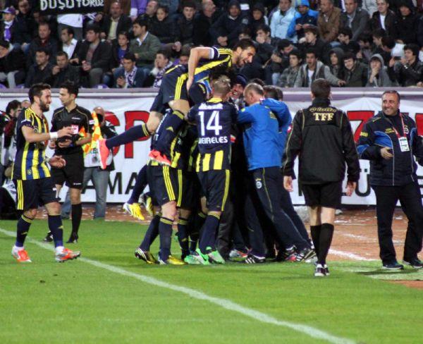 Orduspor - Fenerbahçe Maç Sonucu