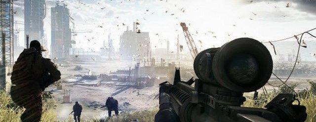 Battlefield 4ten yeni görüntüler ve video!