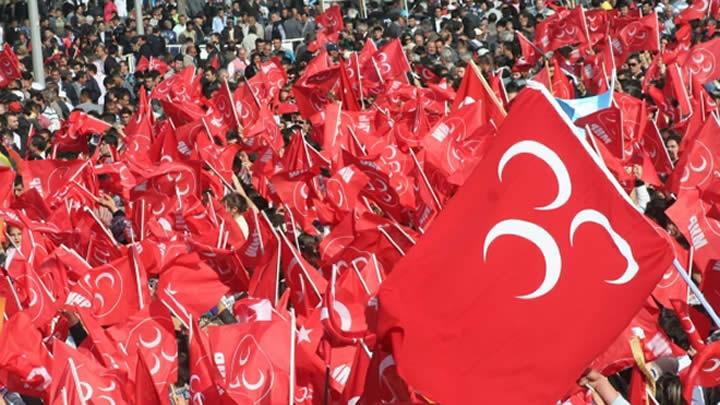 MHP 20 Nisan İzmir Mitingi