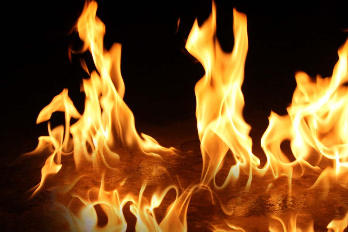 Tuzla Askeri Tersanede Yangın