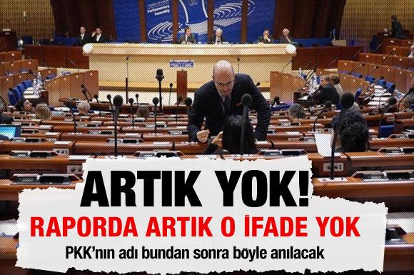 Terör gitti PKK kaldı