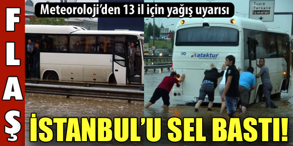 İstanbul Sele Teslim