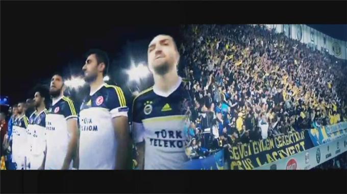 Fenerbahçe Yarı Final Klibi
