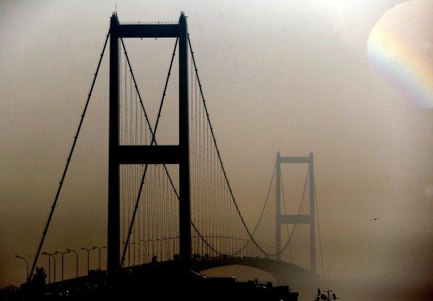 Fatih Köprüsünde Bir Şerit Daha Kapanıyor