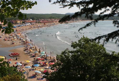 İstanbul Plajlarına Mavi Bayrak Geliyor