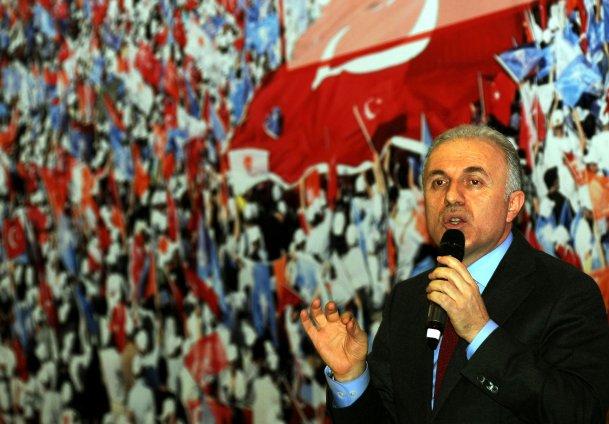 AK Partinin İstanbul hedefleri