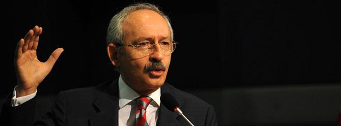 Kılıçdaroğlunun Rizedeki Konuşması