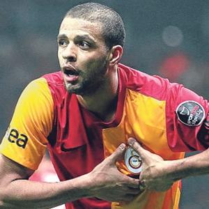 Galatasaray Melonun inadını kıramadı