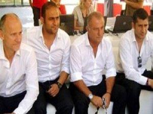 Galatasarayda şampiyonluk heyecanı