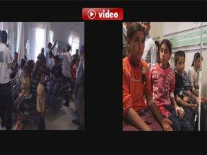 Viranşehirde 300 öğrenci zehirlendi