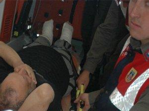 Cumhur Yakut hastaneye kaldırıldı