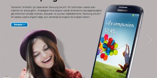Samsung Galax S4′ün fiyatı ne kadar? Samsung Galaxy S4′ün özellikleri neler?