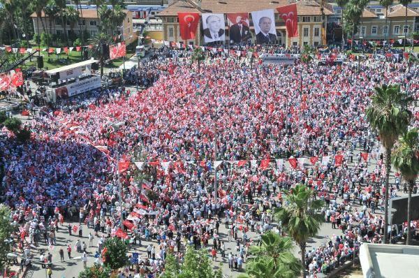 MHP Adana Mitingi - 25 Mayıs 2013