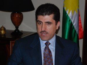 Neçirvan Barzaninin petrol sevinci