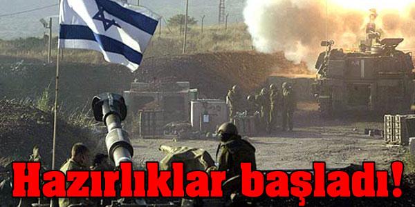 Barak: Suriyeye operasyon için hazırlıklara başladık