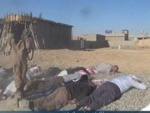 Irakta Yezidi katliamı