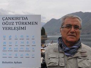 Bahattin AYHANın, Çankırıda Oğuz Türkmen Yerleşimi Kitabı Yayında