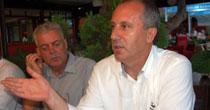 İnceden Hükümete Suriye eleştirisi