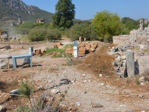 Dışişleri Bakanlığı, o ülkenin Efes kazılarını durdurdu