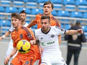 Kasımpaşa - Başakşehir: 4-0