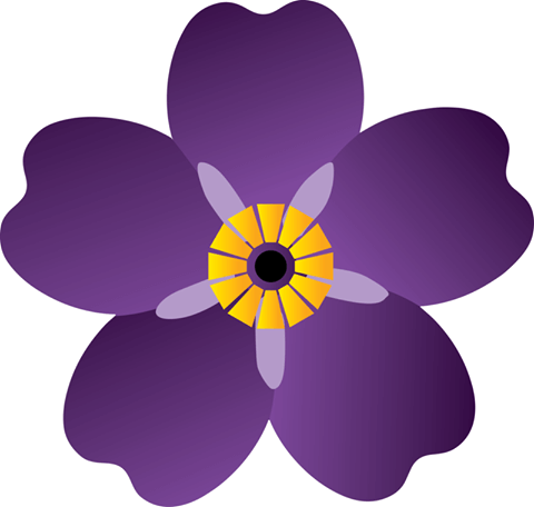 Facebook'un Mor Çiçek Simgesi Sözde Ermeni Soykırımı ile mi Alakalı?
