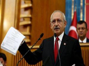Kılıçdaroğlundan hodri meydan diyen Erdoğana cevap