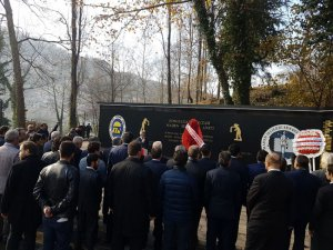 İYİ Parti Zonguldakta madencilerle bir araya geldi