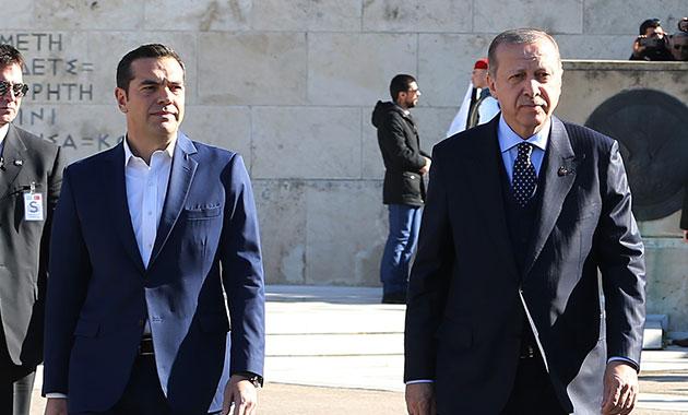 Erdoğan: Trump'ın açıklaması uluslararası hukukun açıkça ayaklar altına alınmasıdır