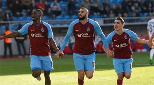 Kasımpaşa: 0 - Trabzonspor: 3