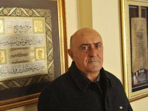 Torunları, Aşık Figaninin cöngünü Konya Yazma Eserler Bölge Müdürlüğüne bağışladı