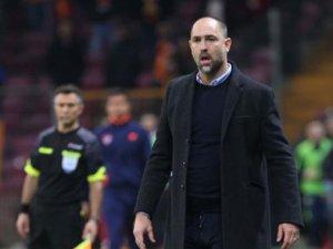 Galatasarayda Tudor dönemi sona erdi
