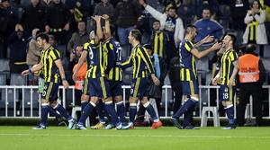 Fenerbahçe: 2 - Kardemir Karabükspor: 0