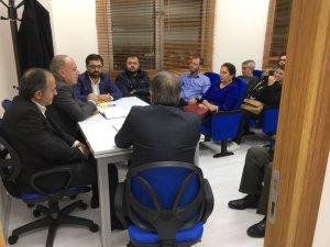 Başakşehir İYİ Parti İlçe Yönetimi ilk toplantısını yaptı