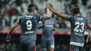 Beşiktaş: 4 - Osmanlıspor: 1