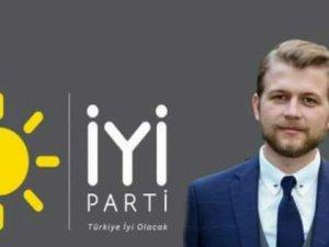 İYİ Partide Gençlik Kollarına Osman Ertürk Özel atandı