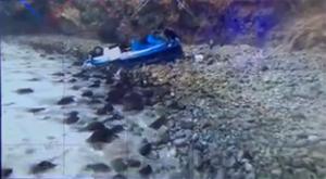 Peruda otobüs uçuruma yuvarlandı: 48 ölü