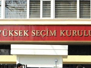 YSK flaş İYİ Parti kararının gerekçesini açıkladı