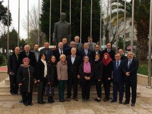 İYİ Parti Karamürsel, görev dağılımı yaptı.