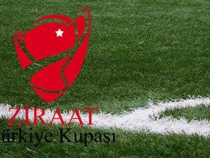 Türkiye Kupasında son 16 turu tamamlandı