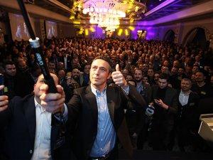 Beşiktaşlı Babanın oğlu, Fenerbahçe Başkanlığına Aday Oldu